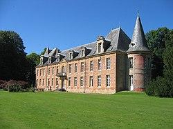 Abbaye Notre-Dame des Sept-Fontaines Fagnon Ardennes France V1.JPG