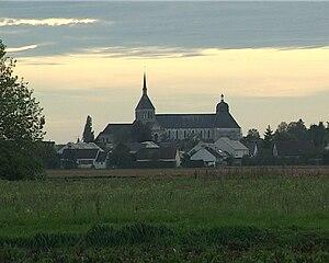Saint-Benoît-sur-Loire - Abbey