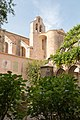 Abbaye de Sainte-Marie de Valmagne-Clocher-20140511.jpg