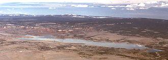 Abiquiu Lake - View north from Cerro Pedernal