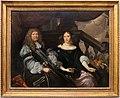Abraham van den tempel, ritratto di jan van amstel e sua figlia anna boxhoorn, 1671, 01.jpg