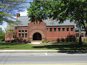 Acton, Massachusetts - Acton Memorial Library