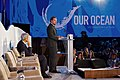 Actor and Environmentalist Leonardo DiCaprio Delivers Remarks at the 2016 Our Ocean Conference in Washington (29597421352).jpg