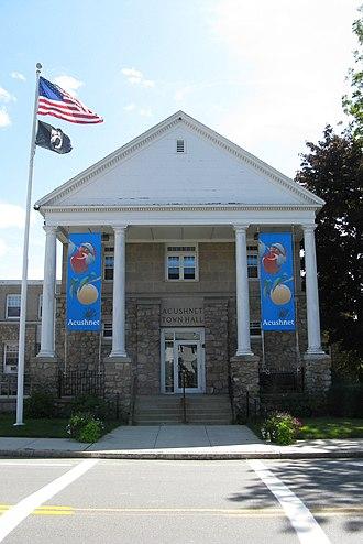 Acushnet, Massachusetts - Acushnet Town Hall