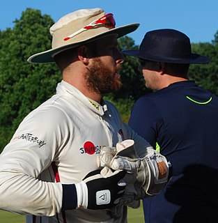 Adam Rouse English cricketer