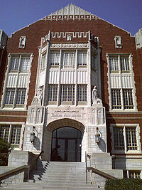 List of University of Oklahoma buildings - Wikipedia