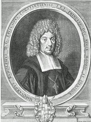 Marquard Rudolf von Rodt - Marquard Rudolf von Rodt