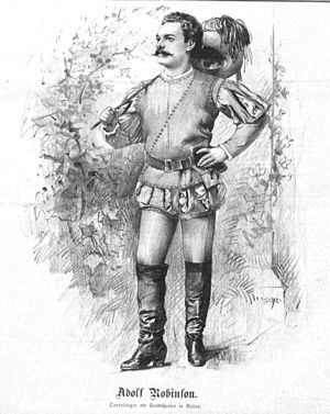 Adolf Robinson - Adolf Robinson (1893)
