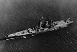 Aerial view of USS Alaska (CB-1) in 1945.jpg