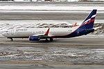 Aeroflot, VQ-BHB, Boeing 737-8LJ (46906690914).jpg