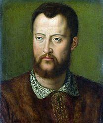 Portrait of Cosimo I de' Medici, Grand Duke of Tuscany