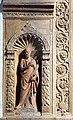 Agostino di duccio, altare della madonna del voto, 1459, 08 battista.jpg
