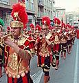 Agrupación Musical Santísimo Cristo de la Sangre vestidos de romano.jpg