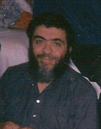 Ahmed Khadr - Ahmed Khadr, in Peshawar, Pakistan in 1995