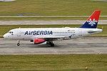 AirSERBIA, YU-APF, Airbus A319-132 (40107566512).jpg