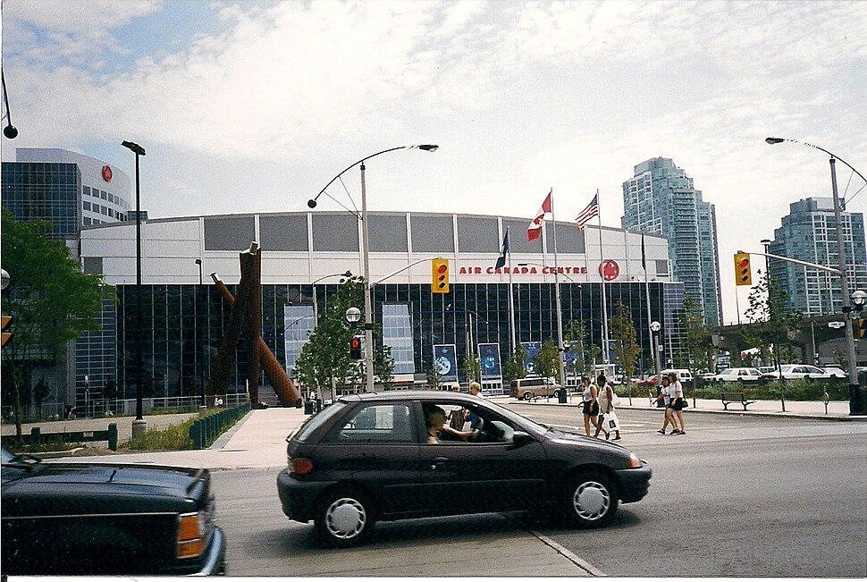Air Canada Centre in 1999