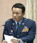 Air Force (ROCAF) Lieutenant General Ko Wen-an 空軍中將柯文安 (20140306 13:34:44 3rd Full-meeting of the Foreign and National Defense Committee, Legislative Yuan 立法院外交及國防委員會第3次全體委員會議).png