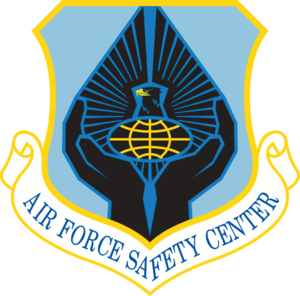 Air Force Safety Center - Air Force Safety Center Shield