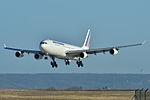 Airbus A340-300 Air France (AFR) F-GNII - MSN 399 (9231096941).jpg