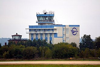 Gromov Flight Research Institute - Image: Airport control. MAKS 2013