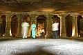 Ajanta Caves, India, Ancient Buddhist temple (monastery).jpg