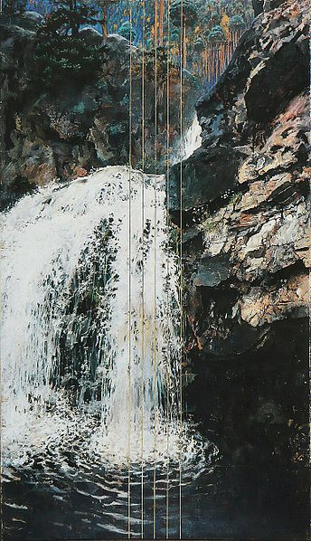 Grand Berce, 1889, Akseli Gallen-Kallela. Image in the Public Domain.