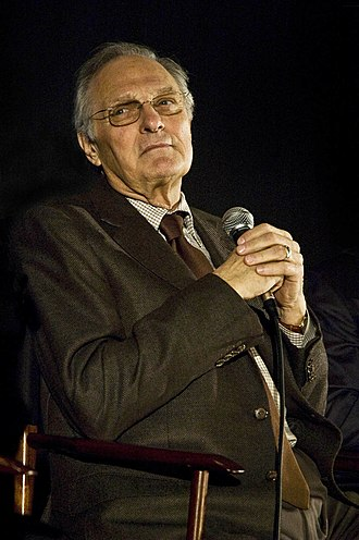 Alan Alda - Alda in December 2008