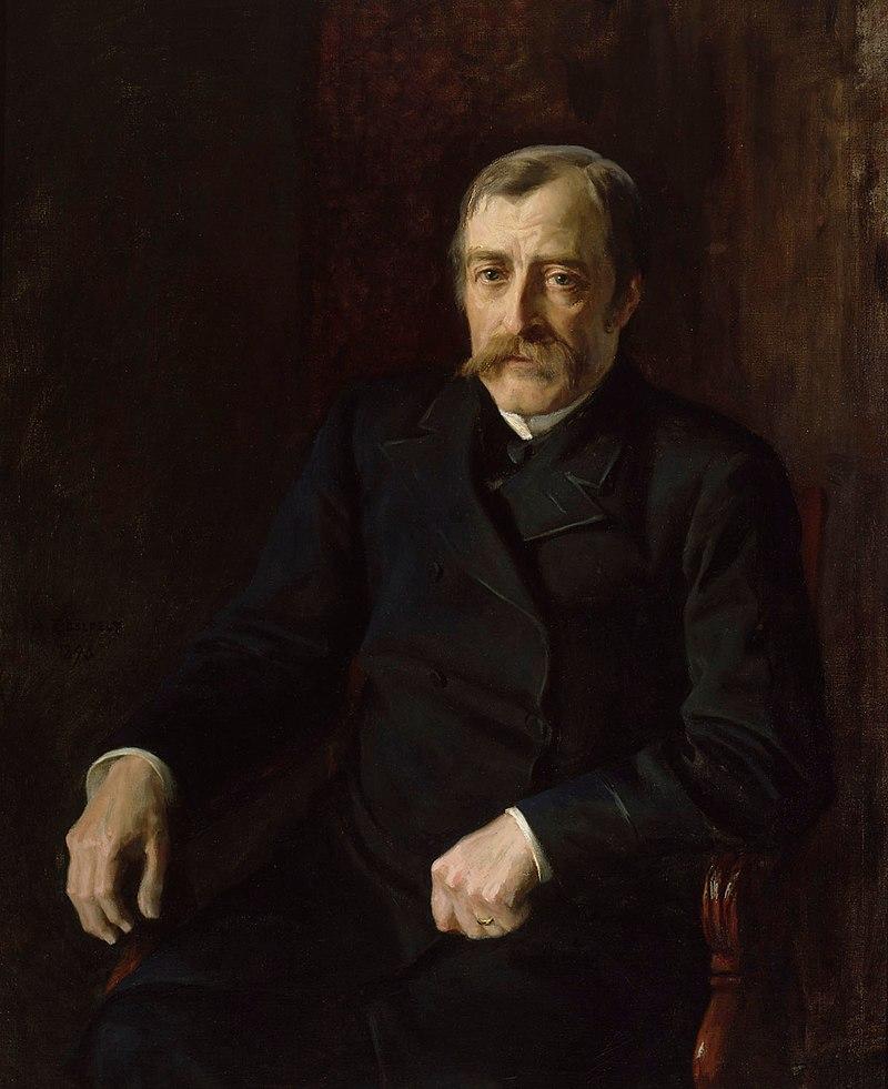 Albert Edelfelt - Portrait of Professor Carl Gustaf Estlander - A I 615 - Finnish National Gallery.jpg