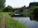 Aldridge Wharf Bridge (south side) - Daw End Canal - geograph.org.uk - 906358.jpg