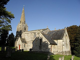 Aldsworth village in the United Kingdom