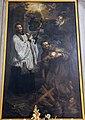 Alessandro rosi, santi francesco saverio e pietro d'alcantara, 1674-75, 01.JPG