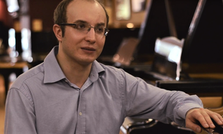 Ukrainian pianist, and a naturalised Australian citizen