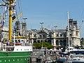 Alexander von Humboldt II - Junta d'obres del port P1200894.jpg