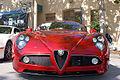 Alfa Romeo 8C 2008 Competizione HeadOn CECF 9April2011 (14600295832).jpg
