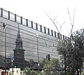 All Hallows by the Tower reflection in modern office block - geograph.org.uk - 1171664.jpg