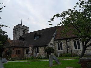 All Saints, Chingford - All Saints, Chingford