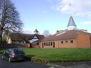 Warwick - All Saints' Church, Emscote