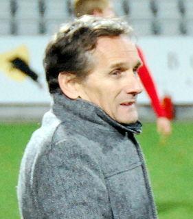 Allan Simonsen Danish footballer and manager