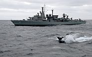 Almirante Latorre (FFG 14), 2007