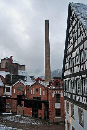 Alpirsbach - Old brewery