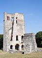 Alsódörgicse, ruin of medieval church-5.jpg