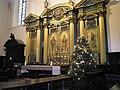 Altar at St Clement Eastcheap - geograph.org.uk - 642473.jpg