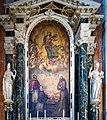 Altare Cappella Zorzi Palma il Giovane Duomo nuovo Brescia.jpg