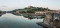 Alte Mainbrücke and Festung Marienberg, East View 20140604 1.jpg