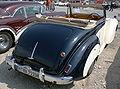 Alvis TA21 Bj 1953 3000 ccm 6 Zylinder 80 PS 140 VMAX Heck.JPG