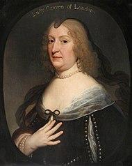 Portrait of Amalie Elisabeth von Hanau-Münzenberg (1602–1651)