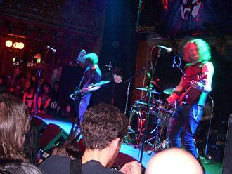 Amebix - Amebix performing live in 2009