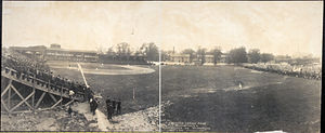 Boundary Field - Image: American League Park Washington 1905