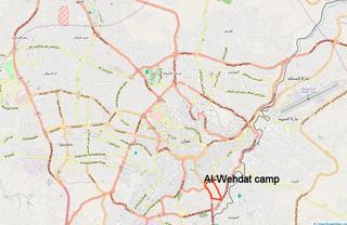 Al-Wehdat refugee camp Refugee camp