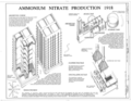 Ammonium Nitrate Production 1918 - United States Nitrate Plant No. 2, Reservation Road, Muscle Shoals, Muscle Shoals, Colbert County, AL HAER ALA,17-MUSHO,1- (sheet 7 of 7).png